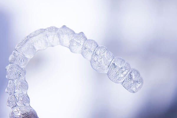 Clear aligner